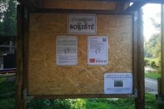 Informační tabule Soumarského Bosiště