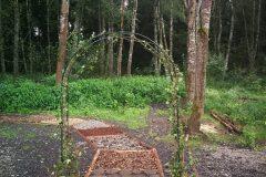 Vstupní brána na Soumarské Bosiště