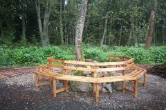 Odpočinkové místo - Soumarské Bosiště
